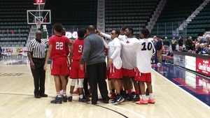 Lasalle huddle