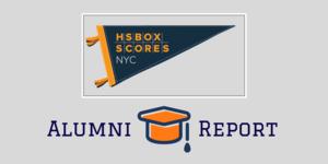 Alumni report