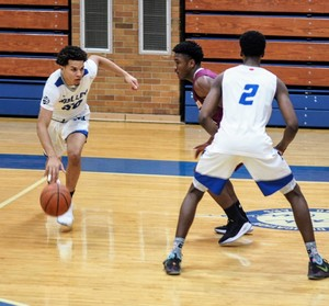 Cole anthony khalid moore archbishop molloy vs iona prep