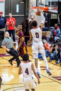 Alan griffin stepinac dunk vs ctk chsaa aa final